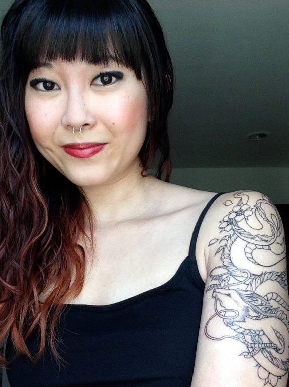belinda tattoo 1