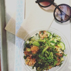 Fresh poke from Sweetfin in Santa Monica