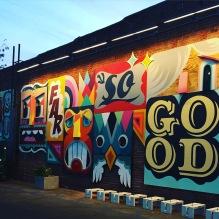 graffiti in Venice Beach