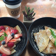 more Thai breakfast at Otus!