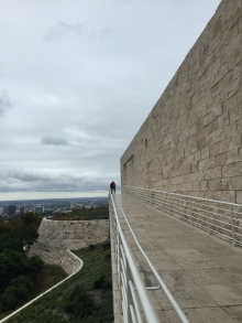 The Getty in all its glory