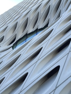 The Broad, exterior