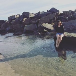 Venice Beach promontory
